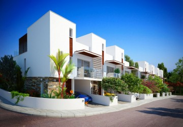 4 Bedroom Detached Villa in Kato Paphos, Paphos