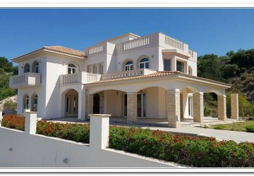 4 Bedroom Detached Villa in Mesa Chorio, Paphos