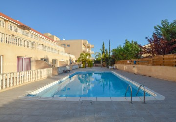 1 Bedroom Ground Floor Apartment  in Kissonerga, Paphos