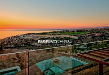 Detached Villa For Sale  in  Aphrodite Hills