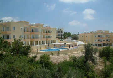 1 Bedroom Apartment in Tala, Paphos
