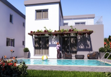 Detached Villa For Sale  in  Chlorakas