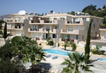 2 Bedroom Ground Floor Apartment  in Mesa Chorio, Paphos