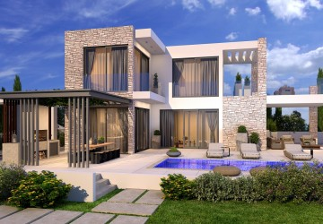 3 Bedroom Detached Villa in Peyia - Sea Caves, Paphos