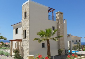3 Bedroom Detached Villa in Secret Valley, Paphos