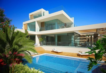 4 Bedroom Detached Villa in Kouklia - Secret Valley, Paphos