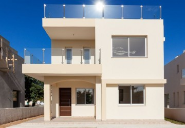 3 Bedroom Detached Villa in Mesogi, Paphos