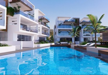 2 Bedroom Apartment in Mesogi, Paphos