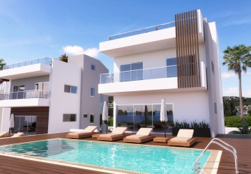 7 Bedroom Detached Villa in Kissonerga, Paphos