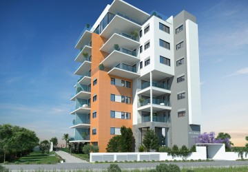 3 Bedroom Penthouse in Yermasoyia, Limassol