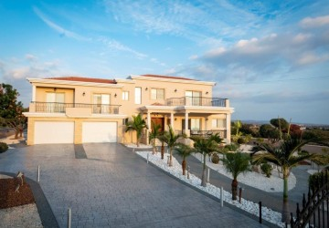 4 Bedroom Detached Villa in Anarita, Paphos