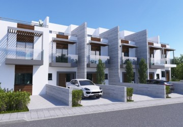3 Bedroom Town House in Geroskipou, Paphos
