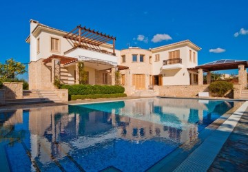 5 Bedroom Detached Villa in Aphrodite Hills, Paphos