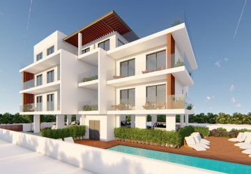 3 Bedroom Penthouse in Kato Paphos - Universal, Paphos