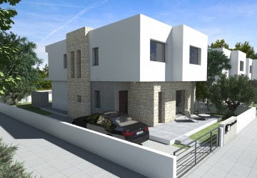 Detached Villa For Sale  in  Geroskipou
