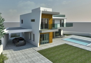 3 Bedroom Detached Villa in Anarita, Paphos