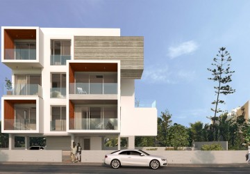 2 Bedroom Project/Building in Kato Paphos - Universal, Paphos