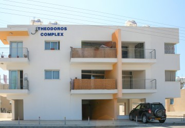 Project/Building in Chlorakas, Paphos