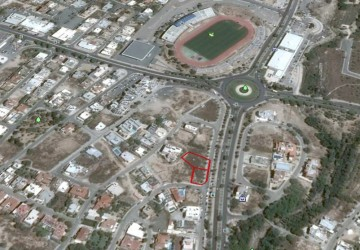 Commercial Land in City center, Paphos