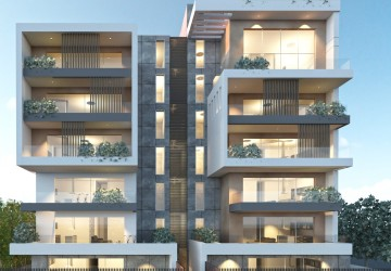 22 Bedroom Project/Building in City center, Paphos