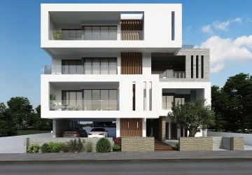 Project/Building in Kato Paphos - Universal, Paphos
