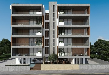 Project/Building in City center, Paphos