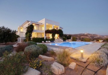 6 Bedroom Detached Villa in Secret Valley, Paphos