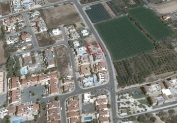Residential Plot  in Kato Paphos, Paphos