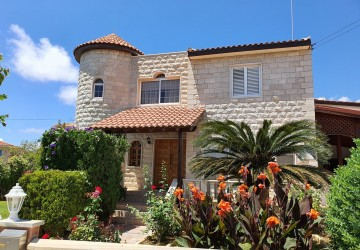 4 Bedroom Detached Villa in Emba, Paphos