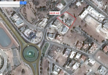 Commercial Land in Anavargos, Paphos