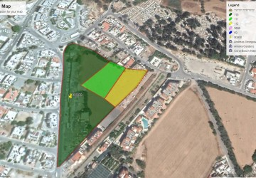 Commercial Land in Kato Paphos, Paphos