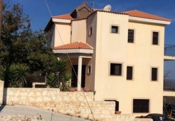 3 Bedroom Detached Villa in Tsada, Paphos