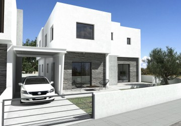 3 Bedroom Detached Villa in Geroskipou, Paphos