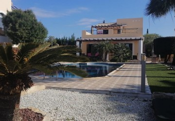 4 Bedroom Detached Villa in Secret Valley, Paphos