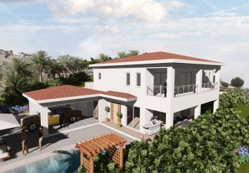 3 Bedroom Detached Villa in Akoursos, Paphos